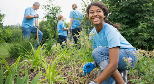 How A Corporate Volunteering Program Benefits Everyone
