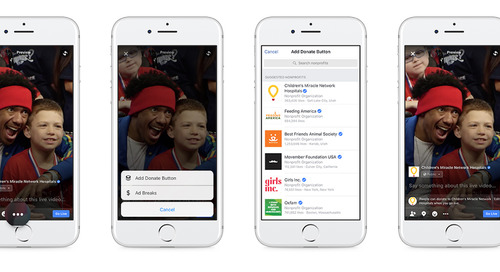 How to Use Facebook Live to Raise Money