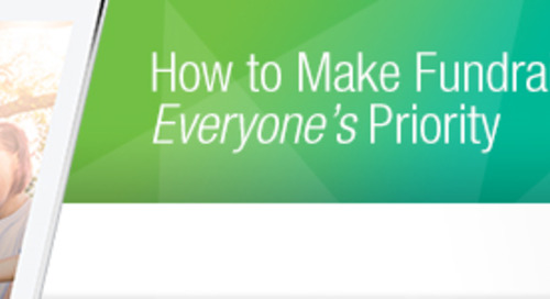 Improving Fundraising Outcomes Requires Emotion Not Just Logic