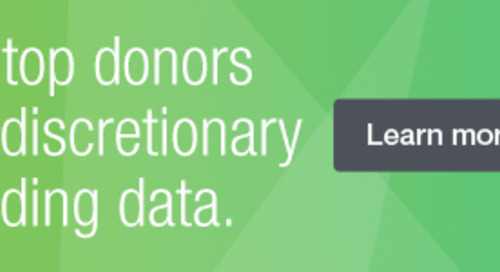 Data Appends: A Guide for Your Nonprofit