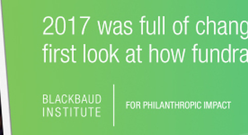 [New Report] Giving in an Uncertain Year