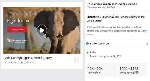 Advocacy & Facebook Political Ads: What Your Nonprofit Needs to Know