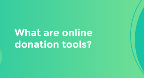 Online Donation Tools: The Best Ones for Your Nonprofit