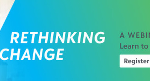 New Resources to Help Social Good Professionals Rethink Change