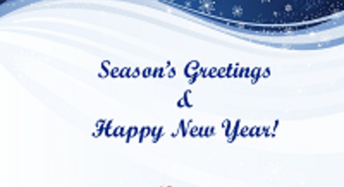 Season's Greetings from Interloc Solutions!
