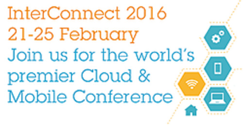 InterConnect 2016 - February 21st - 25th, 2016