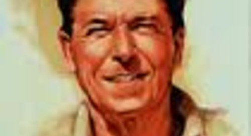 Ronald Reagan on Government Ineptitude