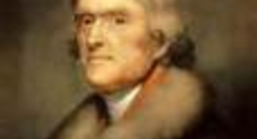 Jefferson on Government Tyranny