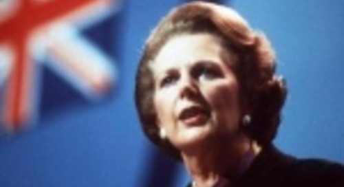 Thatcher on Socialism