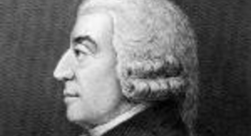 Adam Smith on Self Interest
