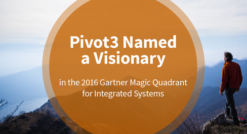 Pivot3 Named a Visionary