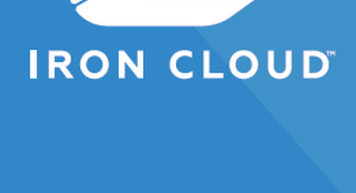 Iron Mountain Introduces Iron Cloud for Video, Powered by Pivot3