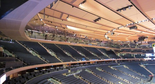 Photos: Here's what the renovated Madison Square Garden looks like
