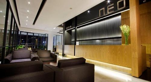 Hotel Neo Tendean: Minimalis dan Modern