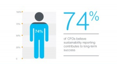 Reporting Trends: CFOs Become Sustainability Advocates