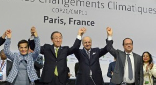The Paris Agreement Is On!