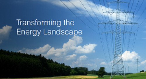 3 Megatrends Shaping the New World of Energy