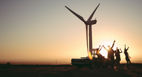 The Engine of Sustainability: Cummins Commits to Wind Power