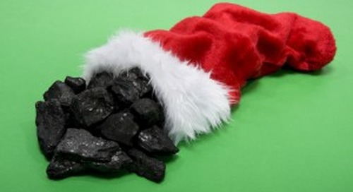Energy Market Watch: Coal-in-Your-Stocking Edition