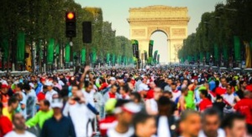 The Race to Sustainability: Schneider Electric's Marathon de Paris