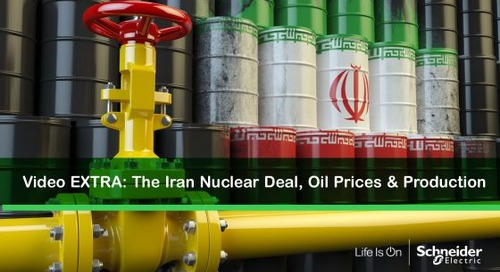 Video EXTRA: The Iran Nuclear Deal, Oil Prices & Production