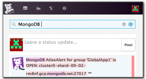 Push Your MongoDB Atlas Alerts to Datadog