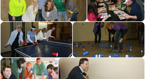 Employee Appreciation Day 2014: The Amazing Race