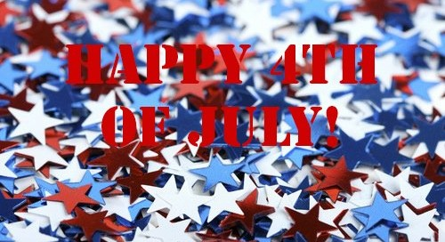 Happy Independence Day from the 'ville!