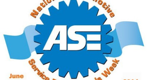 Celebrate National Automotive Service Professional's Week!