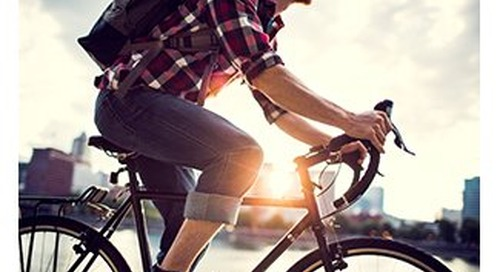 Ditch the Car and Ride your Bike to Work!