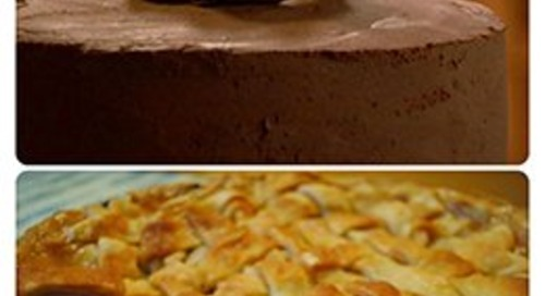 It's March Madness in Kimberly's Kitchen: Pie vs. Cake