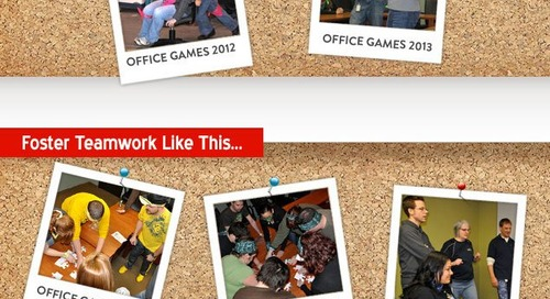 Celebrate The 2014 Games with Your Own Office Olympics!
