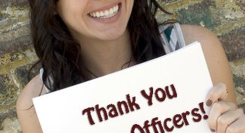 10 Ways to Thank a Police Officer during National Police Week