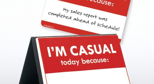The Coveted Casual Days