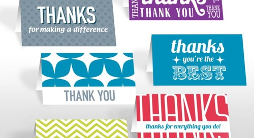 8 Steps to Writing a Meaningful Thank You Note for Employee Appreciation Day