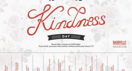 42 No Cost Random Acts of Kindness