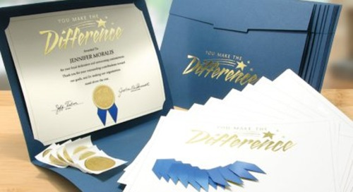 Award Certificates for Volunteer Appreciation Made Easy