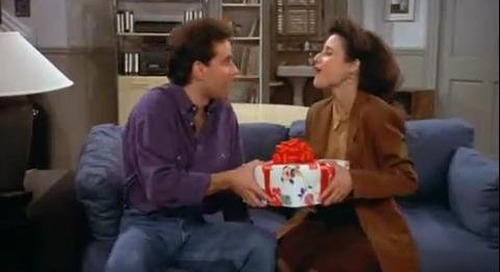 The Economics of Appreciation via Seinfeld