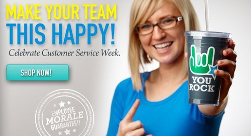 Five Resources for Last Minute Customer Service Week Ideas