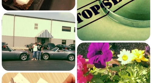 High 5 for Friday: Salad Bars, Sports Cars, and More!