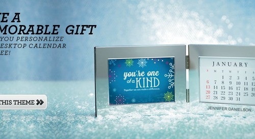 Shopping Season is Here! Get Appreciation Gift Ideas for Everyone on Your List.