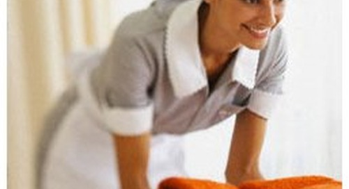 Don't Sweep International Housekeeping Week Under the Rug!