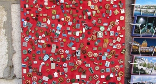 Lapel Pins Offer Global Appeal