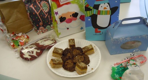 Office Cookie Exchange Makes for Sweet Holidays
