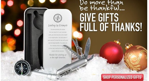 Top Five Employee Holiday Gifts