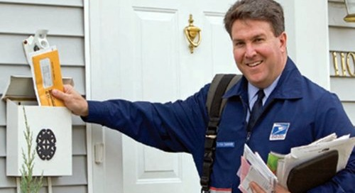 Celebrate National Postal Worker Day!