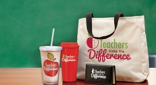 10 End of the School Year Teacher Appreciation Ideas