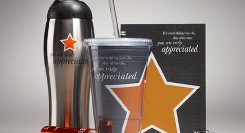 A Recognitionista's Appreciation Event Ideas