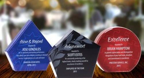 5 Ways to Make Year End Award Ceremonies Stress-Free