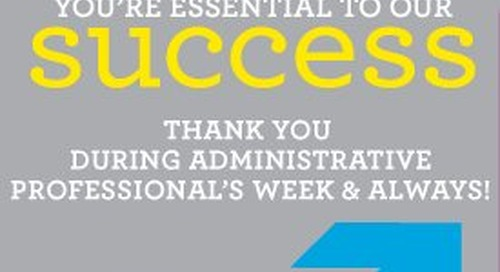 Administrative Professional Appreciation Gifts